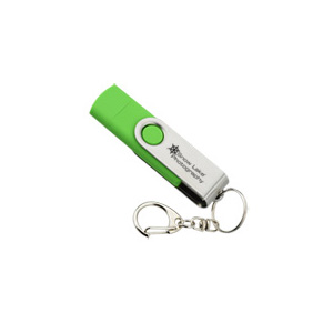 Custom USB - Smartphone USB Swing Drive - 4GB