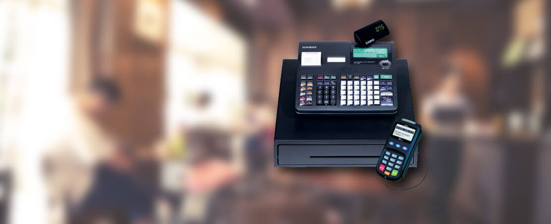 Electronic-Cash-Register