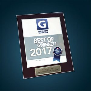 Best of Gwinnett Magazine 2017